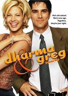 La locandina di Dharma e Greg