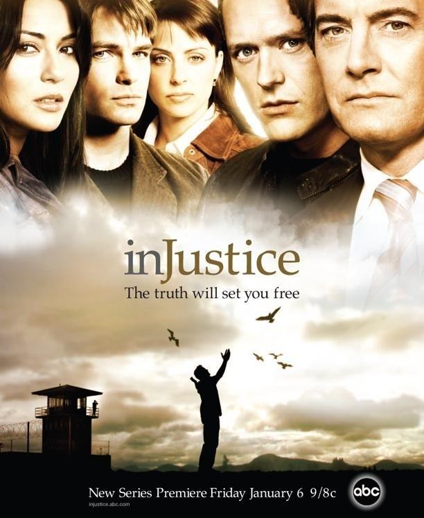 La locandina di In Justice