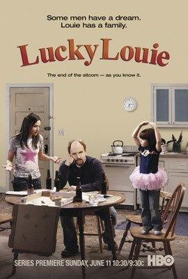 La locandina di Lucky Louie