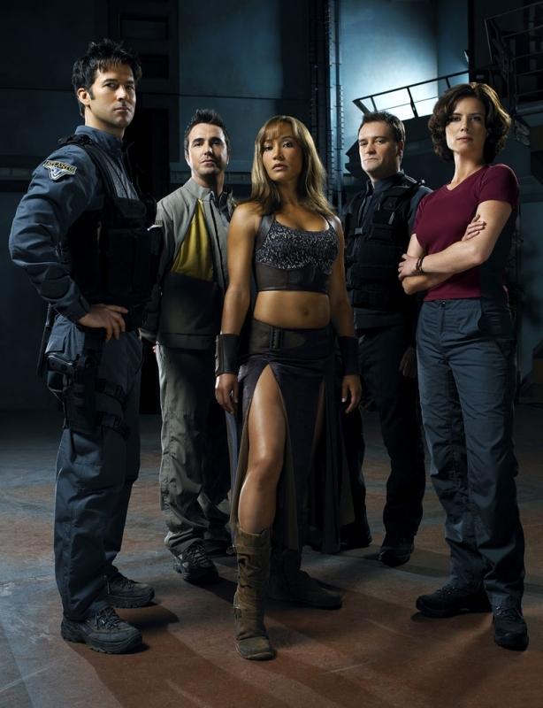 La locandina di Stargate: Atlantis