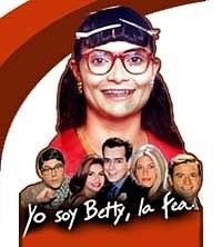 La locandina di Yo soy Betty, la fea