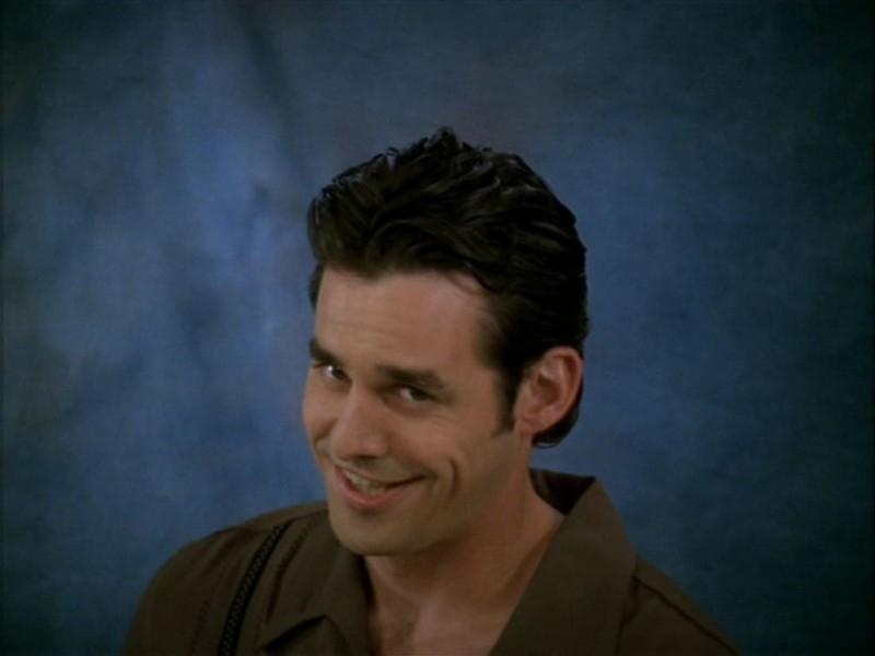 Nicholas Brendon nell'episodio 'Il ballo di fine corso' di Buffy - L'ammazzavampiri