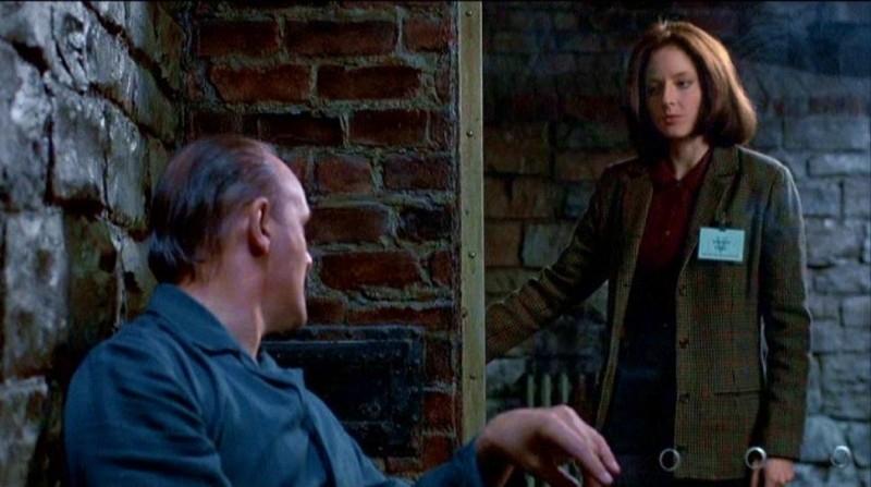 Anthony Hopkins e Jodie Foster sono i protagonisti de IL SILENZIO DEGLI INNOCENTI