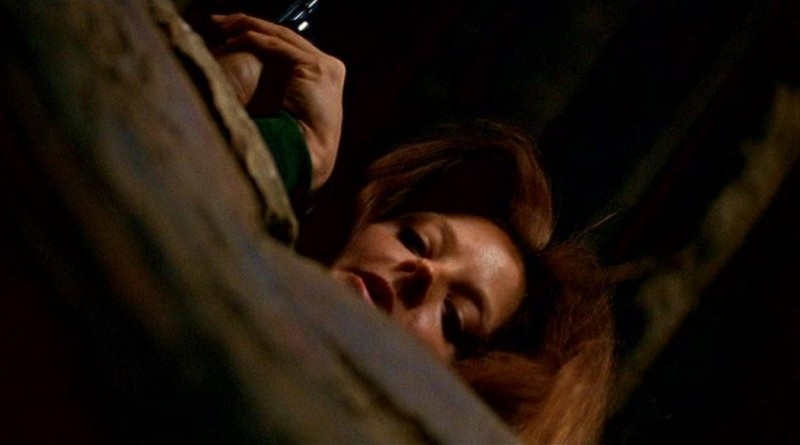 Jodie Foster in una immagine de IL SILENZIO DEGLI INNOCENTI