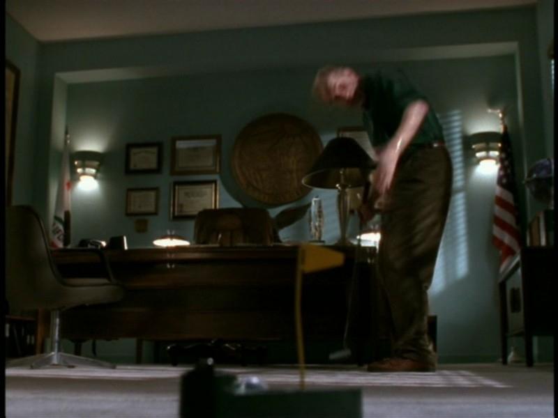 Harry Groener nell'episodio 'Il sentiero degli amanti' di Buffy - L'ammazzavampiri