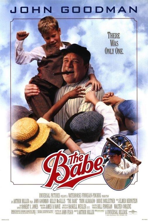 La locandina di The Babe - La leggenda