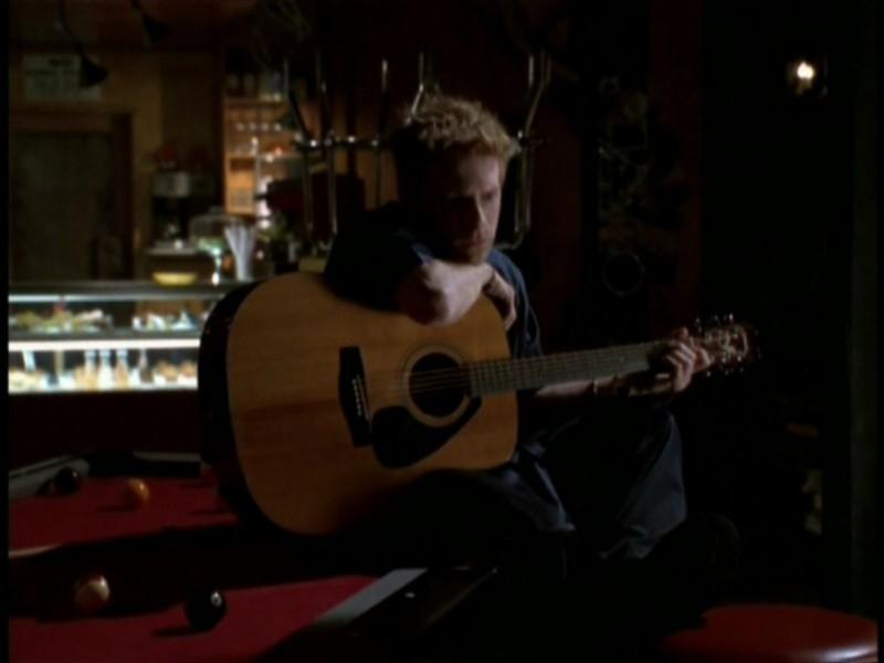 Seth Green nell'episodio 'Il sentiero degli amanti' di Buffy - L'ammazzavampiri