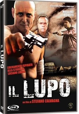 La copertina DVD di Il Lupo