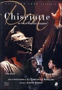 La locandina di Don Chisciotte