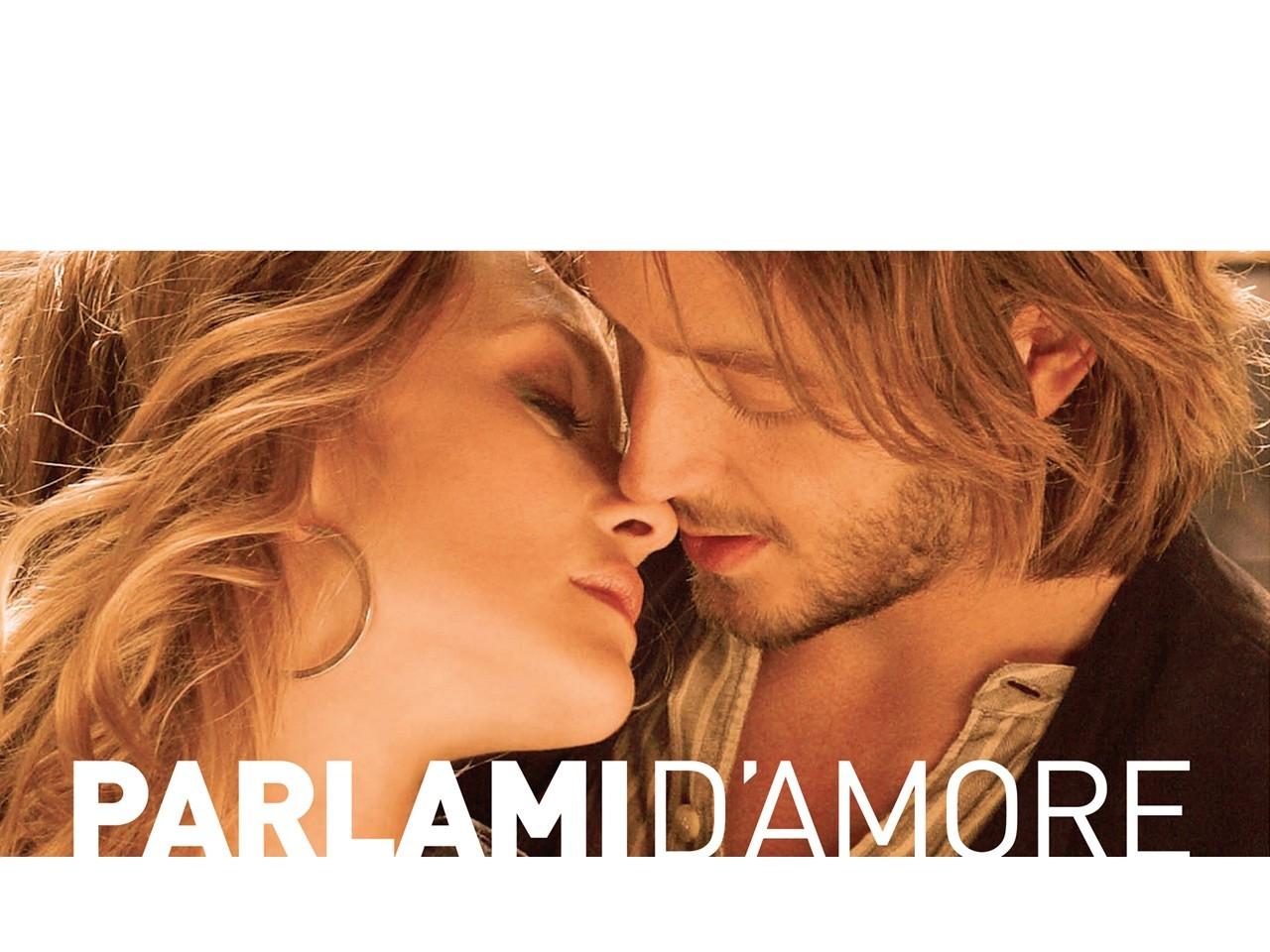 Un sensuale wallpaper del film Parlami d'amore