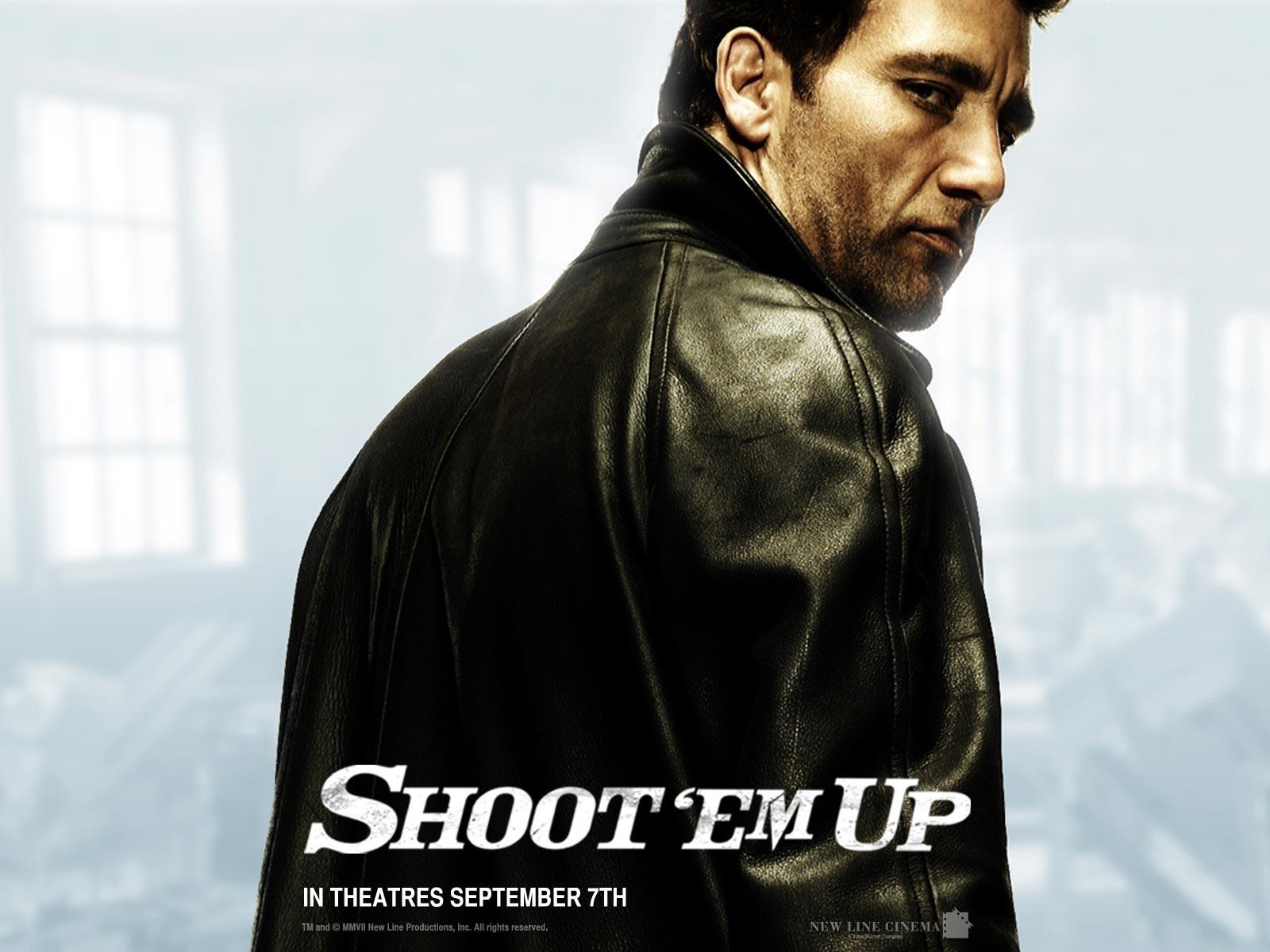 Wallpaper del film Shoot 'Em Up - Spara o muori!