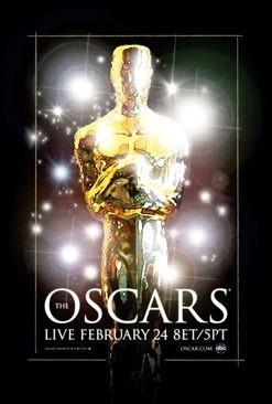 Il poster degli ottantesimi Academy Awards