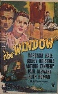 La locandina di La finestra socchiusa