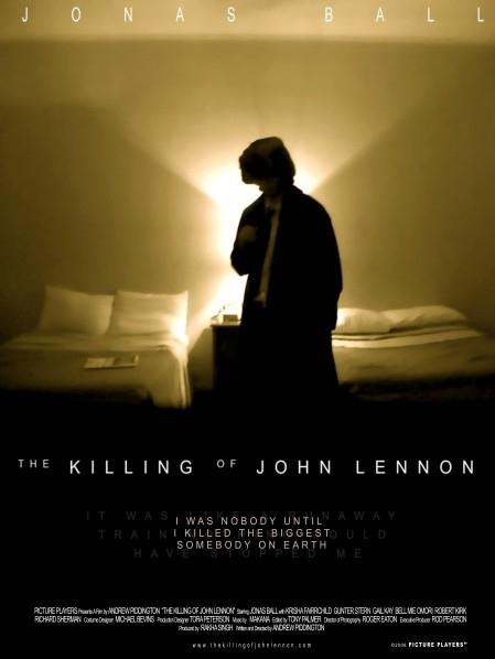 La locandina di The Killing of John Lennon