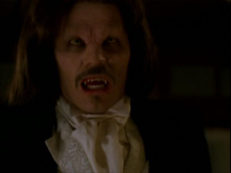 David Boreanaz esplora il passato di Angelus nell'episodio 'Espiazioni' di Buffy - L'ammazzavampiri