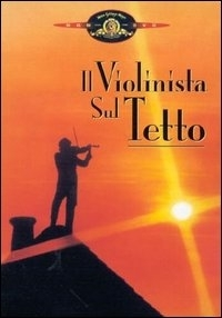 La locandina di Il Violinista sul tetto