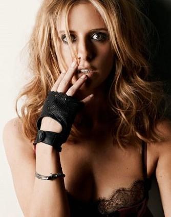 Una sensualissima immagine di Sarah Michelle Gellar