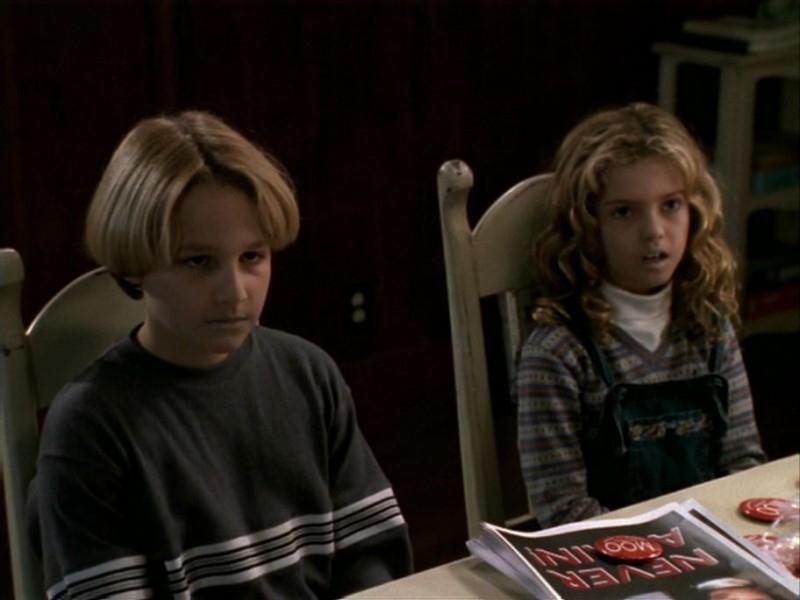 Un'immagine dall'episodio 'Le streghe di Sunnydale' di Buffy - L'ammazzavampiri