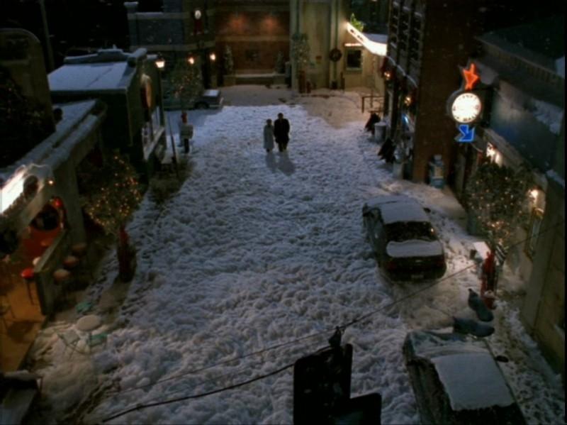Un'immagine dell'episodio 'Espiazioni' di Buffy - L'ammazzavampiri