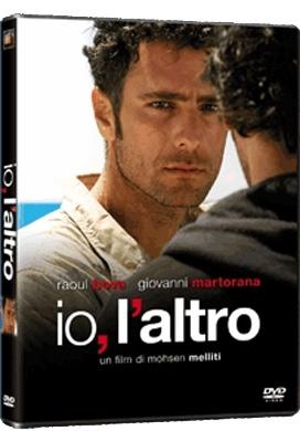 La copertina DVD di Io, l'altro
