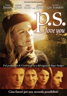 La copertina DVD di P.S. I Love You