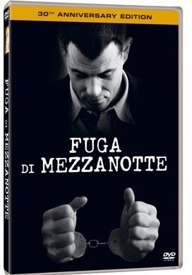 La copertina DVD di Fuga di mezzanotte - 30° anniversary edition