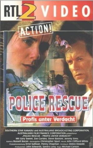 La locandina di Police Rescue