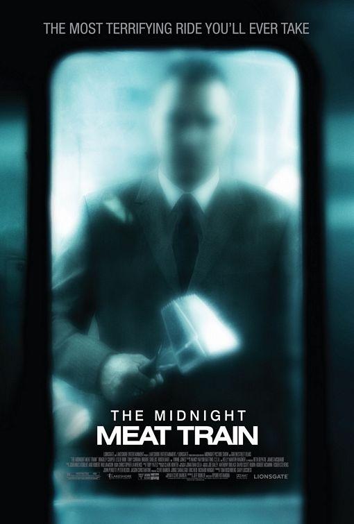 La locandina di The Midnight Meat Train
