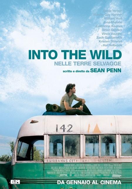 La locandina italiana di Into the Wild