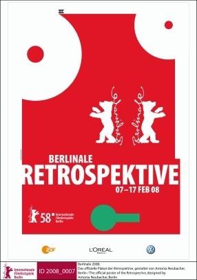 Berlinale 2008: il manifesto della Retrospettiva