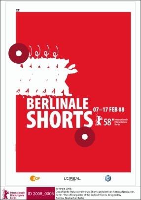 Berlinale 2008: il manifesto della sezione Berlinale Shorts
