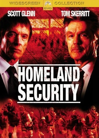 La locandina di Homeland Security