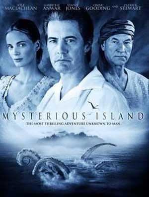 La locandina di Mysterious Island