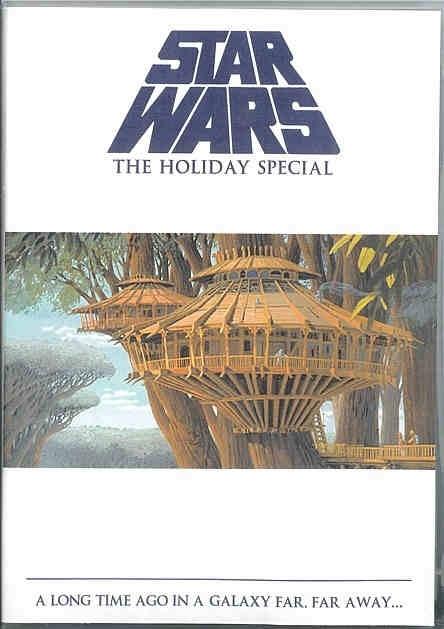 La locandina di The Star Wars Holiday Special