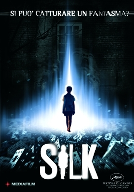 La copertina DVD di Silk