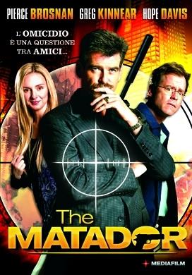 La copertina DVD di The Matador