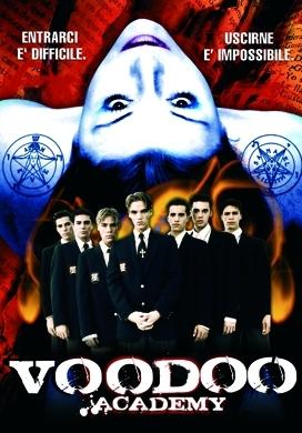 La copertina DVD di Voodoo Academy