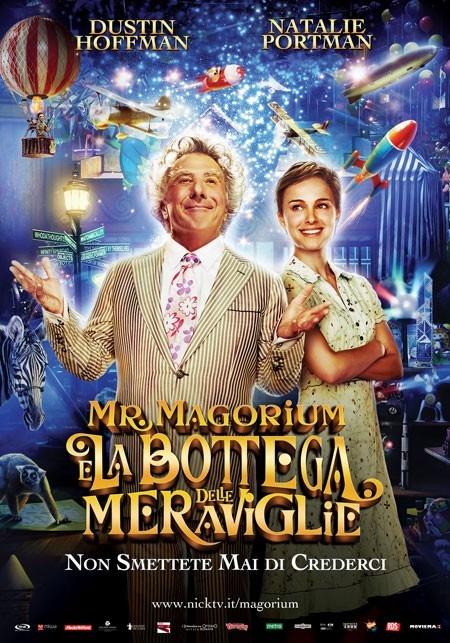 La locandina di  Mr. Magorium e la bottega delle meraviglie