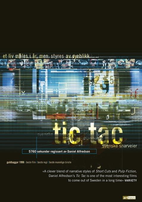 La locandina di Tic Tac