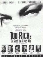 La locandina di Troppo ricca: la vita segreta di Doris Duke