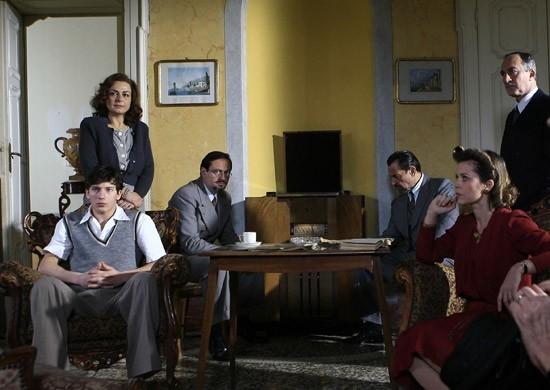 Un'immagine del film Hotel Meina