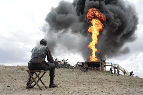 Una scena de Il petroliere