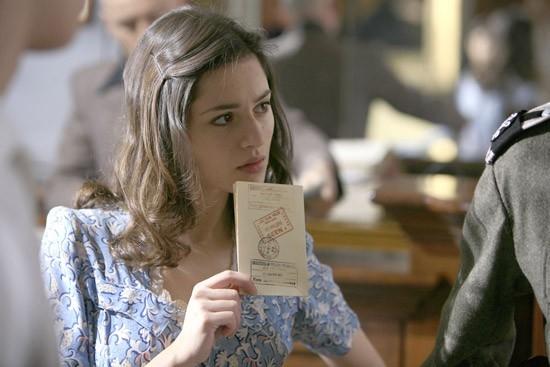 Una scena del film Hotel Meina