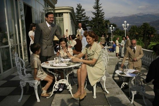 Una sequenza del film Hotel Meina