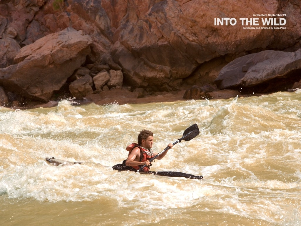 Wallpaper del film Into the Wild