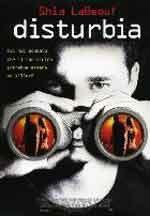 La copertina DVD di Disturbia