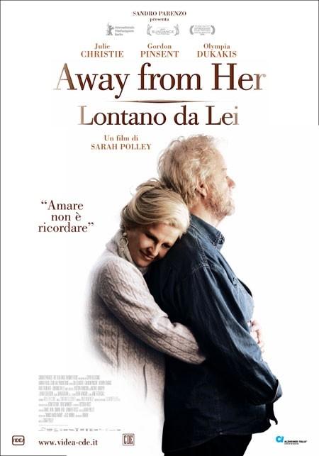 La locandina italiana di Away from her - Lontano da lei