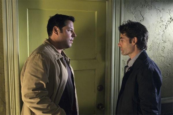 Heroes Volume II - Episodio 5: Matt (Greg Grunberg) e Nathan (Adrian Pasdar) decidono di andare fino in fondo