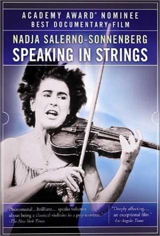 La locandina di Speaking in Strings