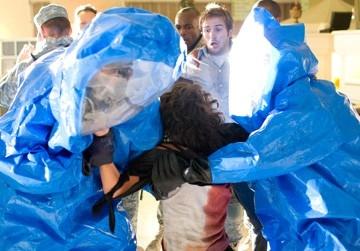 Una sequenza drammatica del film Cloverfield